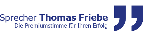 Sprecher Thomas Friebe